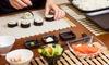 Sushi Class - Taste Buds Kitchen: Roll Sushi and Sip Wine at Taste Buds Kitchen
