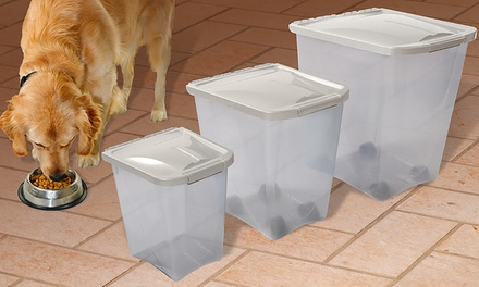 Van Ness Airtight Pet Food Storage Containers