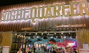 NightQuarter: Tour and Tasting for One ($29) or Two People ($59)at NightQuarter