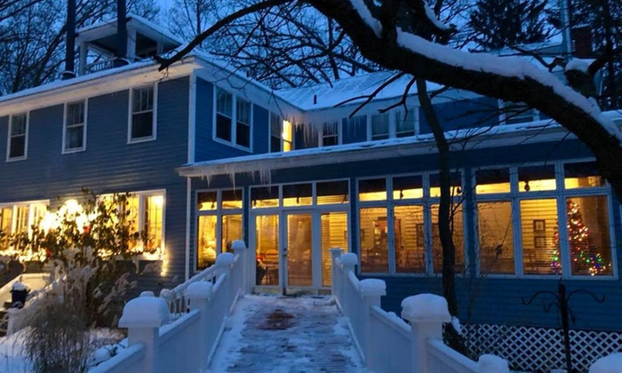 2 Night Stay At Michigan Historic Inn With Dining Credit