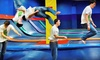 Jumpstreet - Ivy Meadows: Two Hours of All-Access Jump Pass for Two or Four People at Jumpstreet (Up to 52% Off)