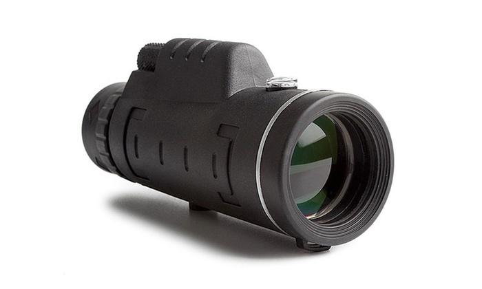 Up to 71% off long range monocular telescope groupon