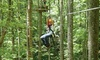 Up to 44% Off Zipline Excursion