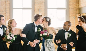 The Big Fake Wedding: Admission for One, Two, or Four to The Big Fake Wedding on Thursday, August 4, at 7 p.m. (Up to 55% Off)