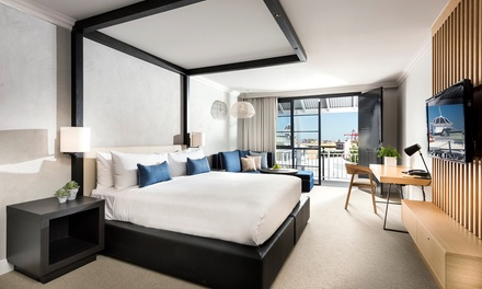 Fremantle, WA: 1 or 2 Nights for Two with Breakfast, Welcome Drinks and Late Check-Out at Tradewinds Hotel