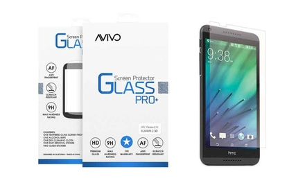 AVIVO Tempered Glass Screen Protector – Multiple Options