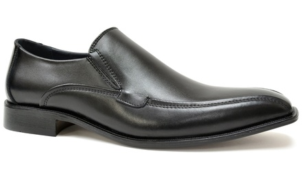 Joseph Abboud Dylan Mens Leather Slip-On Dress Shoe