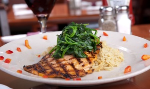 Up to 55% Off American Cuisine at Dilworth Neighborhood Grille at Dilworth Neighborhood Grille, plus 9.0% Cash Back from Ebates.