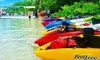 South Beach Kayak - South Beach Kayak: Two-Hour Guided Kayak Tour to Monument Island for One, Two, or Four People at South Beach Kayak (Up to 55% Off)
