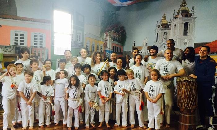 AU capoeira - Historic Downtown: $55 for $100 Groupon — AU Capoeira