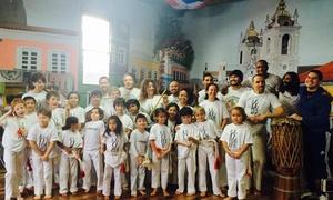 AU capoeira: $55 for $100 Groupon — AU Capoeira
