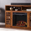 Narita Infrared or Electric Fireplace and Media Stand