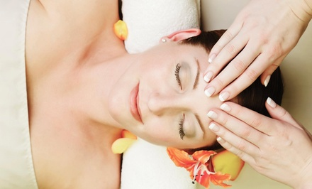 60-Minute Reiki Session with Aromatherapy from The K.J. Thomas Group (55% Off)