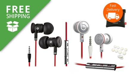 $49 urBeats In Ear Headphones by Dr. Dre in Black or White