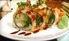 Fuji Grill - Maple Road / McKinley Pkwy. / Niagara Falls Blvd. - Lackawanna: $17 for $35 Worth of Japanese Food and Sushi at Fuji Grill Sushi Bar & Japanese Cuisine