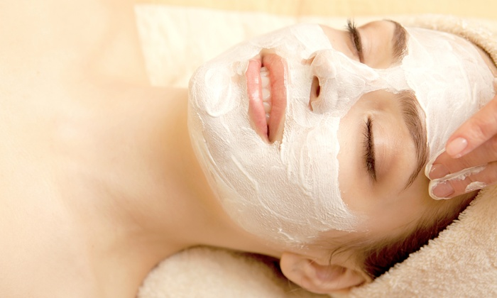 Trishna - Hicksville: One or Three Signature Facials at Trishna (Up to 57% Off)