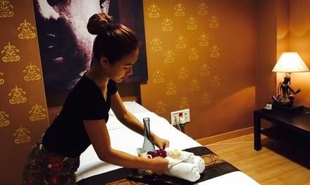 Masaje a elegir individual o en pareja desde 24,95 € en Ristta Thai Massage Las Palmas