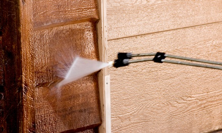 Up to 2,500 or Up to 3,500 Square Feet of Exterior Pressure Washing for a Home from Flagler Pressure Washing (Half Off)