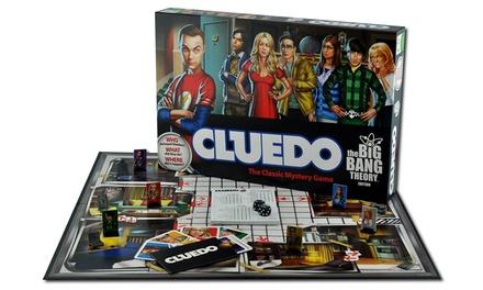 "Cluedo spel ""The Big Bang Theory"" van Winning Moves"