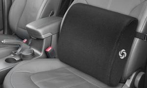 Samsonite Memory Foam Car Seat Lumbar Support Cushion