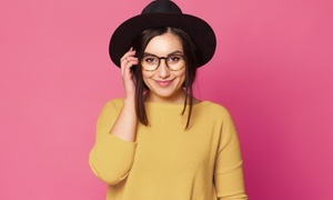 Lunetterie F. Farhat: Vouchers Valid for a Pair of Prescription Glasses with Frame and Lenses at F. Farhat Lunetterie (Up to 77% Off), 42 Loc.