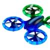 X-7 Microlite Remote-Controlled Quad Drone