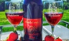 Baldwin Vineyards - Riverside: Strawberry, Chocolate & Wine Festival Tickets or Wine Tasting for 2 or 4 at Baldwin Vineyards (Up to 58% Off)