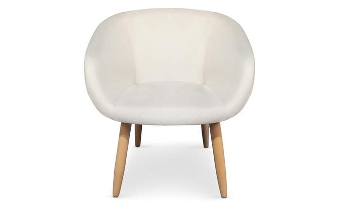 ChaiseFauteuil Scandinave Frost Groupon Shopping - Chaises fauteuil scandinaves