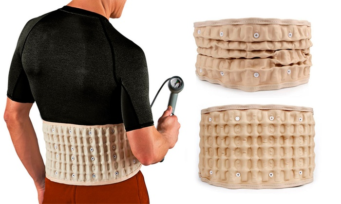 Image result for lumbar back pain relief belt