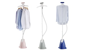 SALAV XL-08 1500-Watt Garment Steamer with 360-Degree Swivel Hanger
