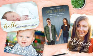 Up to 74% Off Photo Cards