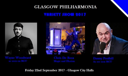 Glasgow Philharmonia Does Variety