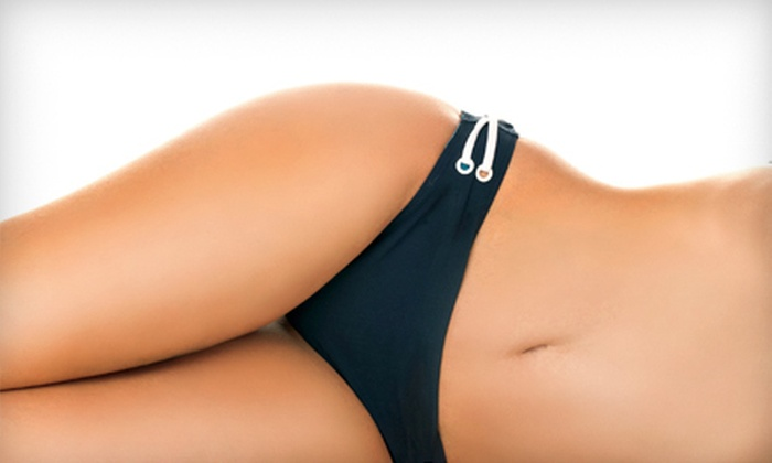 Alight Spa - North Bethesda: Two or Three Brazilian Waxes at Alight Spa (Up to 58% Off)