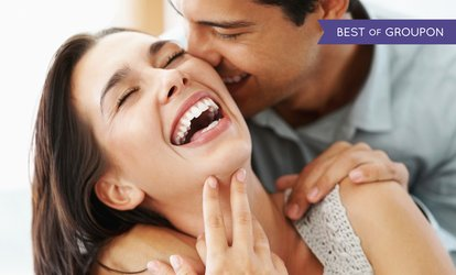 Laser Teeth Whitening at Euro Dental Care (65% Off)