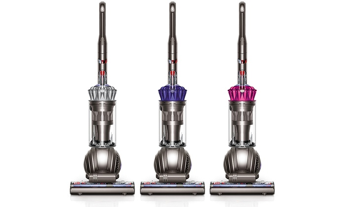 dyson ball dc65 multi floor upright vacuum certified refurbished groupon. Black Bedroom Furniture Sets. Home Design Ideas