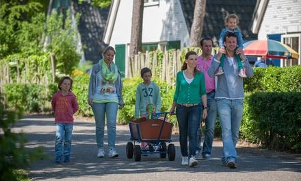 Brabant: 3 tot 14 nachten in een bungalowtent van Rent a Tent voor max. 6 pers. op 4* Vakantiepark de Katjeskelder