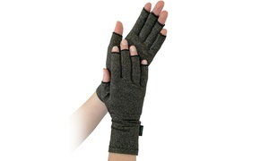 NatraCure Arthritis Compression Gloves (1-Pair)
