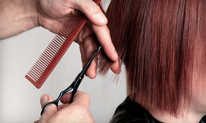C the Salon - Studio City: Haircut, Haircut with Color, or Haircut with Highlights at C the Salon in Studio City (Up to 51% Off)