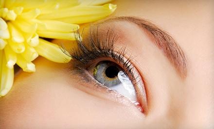 Eyelash Extensions (25-30 Lashes Per Eye) (a $95 Value) - TNN Beauty in La Mesa