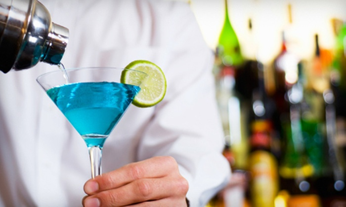 JC Bartending Academy - Plano: 4-Hour Mixology Lesson or a 32-Hour Bartending Course at JC Bartending Academy in Plano (Up to 57% Off)