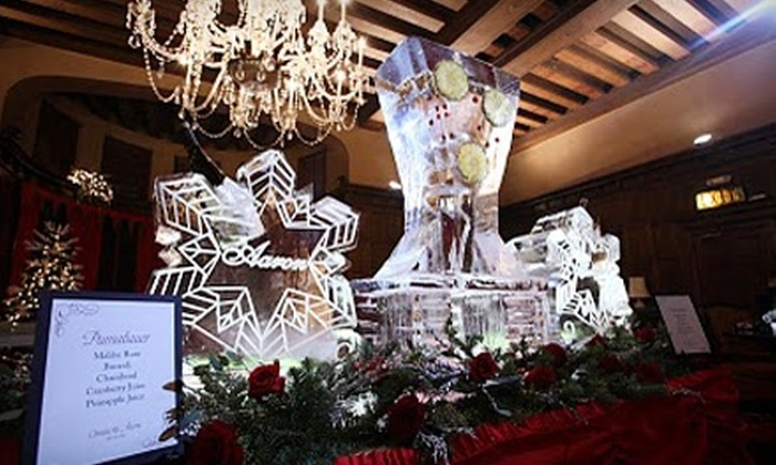 Ice Creations - Toledo: $60 for $125 Worth of Ice Sculptures from Ice Creations