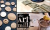 The Art Mill - CLOSED - Omaha: $19 for $38 Worth of Clay-Molding Instruction and Materials at The Art Mill