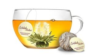 Coffrets fleurs de thé creano