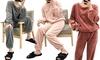 Ensemble pyjama casual pour femme