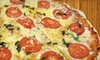 Up to 58% Off at Pizza Per Tutti in Toluca Lake