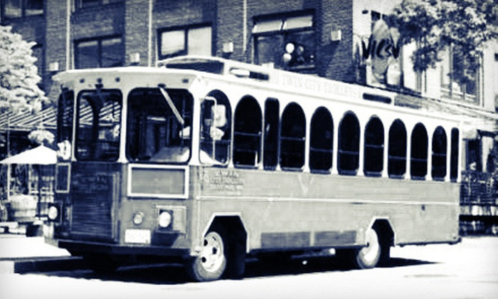 Twin City Trolleys - Concord-Robert: Historic Saint Paul Gangster Tour for One or Two from Twin City Trolleys (51% Off)