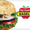 $4 for Fare at Big Apple Bagels