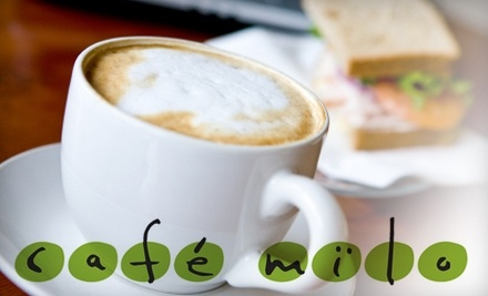 $10 Groupon to Cafe Milo - Cafe Milo in Ames