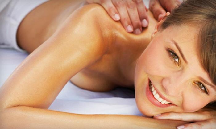 Fantagio Spa & Body - Haddonfield: Spa Mani-Pedi, Swedish Massage, or Spa Package with Massage and Mani-Pedi at Fantagio Spa & Body in Haddonfield (Up to 57% Off)