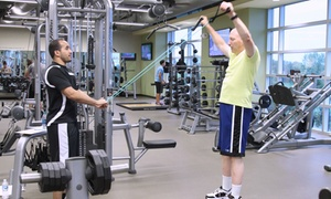 Fountain View Fitness of Carol Stream Park District: $350 for 8 Personal Training Sessions at Fountain View Fitness of Carol Stream Park District ($576 Value)